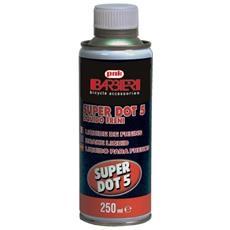 Super Dot 5 250ml Olio Idraulico Freni
