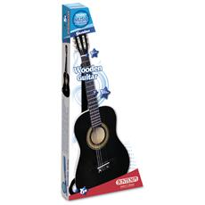 Strumenti musicali giocattolo22 9210 - Chitarra Bianca Classica In Legno 92 Cm A 6 Corde