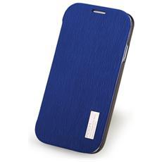 S4-28092 Custodia a libro Blu custodia per cellulare
