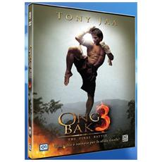 Dvd Ong Bak 3