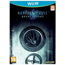 WiiU - Resident Evil Revelations