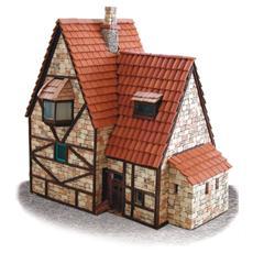 Kit Costruzione Casa Alpina