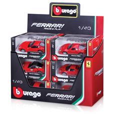 Ferrari Race & Play - Ferrari 1:43 (Assortimento)