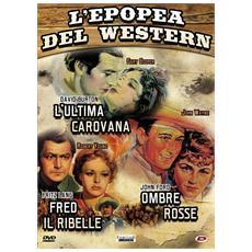 Epopea Del Western (L') (3 Dvd)