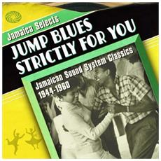Jamaica Selects Jump Blues Strictly For (2 Lp)