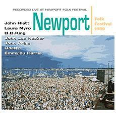 Newport Folk Festival 1989 (3 Cd)