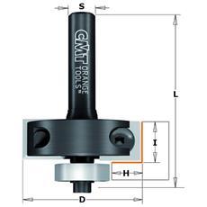 Fresa A Gradino C/colt. Hw Z2 S=8 D=34.9x12x53 Dx 660.350.11