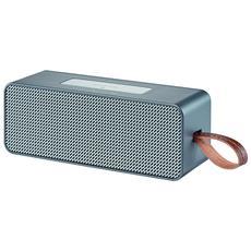 Speaker Portatile Bluetooth GSB 720 2x5W RMS Argento