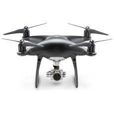 Phantom 4 Pro Obsidian Drone Cam 4K 20 Mpx con Gimbal + Telecomando
