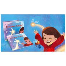 Il Mio Nome È Fantastico - Il Libro Personalizzato Dove La Tua Bambina È La Protagonista - Contattaci per personalizzare