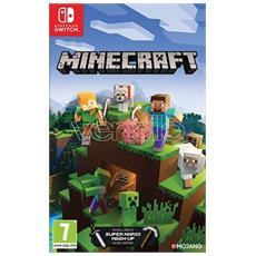 NINTENDO - Minecraft - Day one: 21/06/18