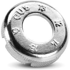 Tiraraggi In Alluminio Cromato