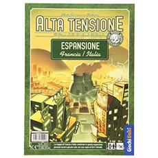 GU412 Alta Tensione: Espansione Francia-Italia