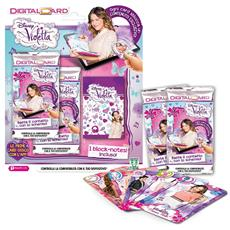 Touch Code Violetta Blister 2 Bustine e Notes