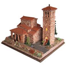 Kit Costruzione Chiesa Santa Maria