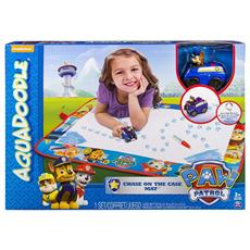 Paw Patrol - Tappeto Aquadoodle Con Chase In Veicolo