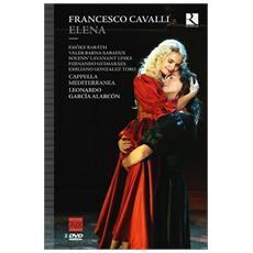Francesco Cavalli - Elena (2 Dvd)