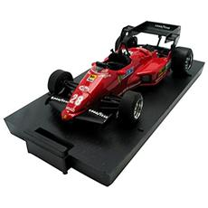 Bm0143 Ferrari 126 C 4 R. arnoux 1984 N. 28 2nd S. marino Gp 1:43 Modellino