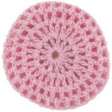 Copri Chignon Unica Rosa