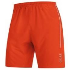 Pantaloncini Mythos Race Shorts Arancio S