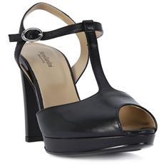 In Su Eprice Donna Classiche Scarpe Nerogiardini Vendita qn7TPwRZ