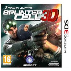 N3DS - Splinter Cell 3D