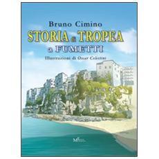 Storia di Tropea a fumetti