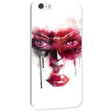 Cover Cat Woman iPhone 5/5S