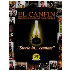 Dvd Canfin (el) - Storie In. . . Cantate