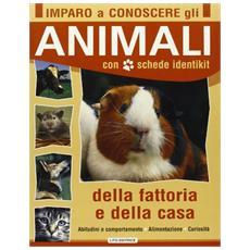 Imparo a conoscere gli animali