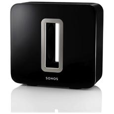 Subwoofer Wireless SUB Wi-Fi Ethernet colore Nero