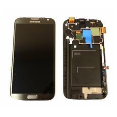 Schermo LCD + Touchscreen di Ricambio per Smartphone Nera GH97-14112B