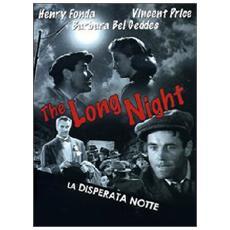 Dvd Disperata Notte (la)