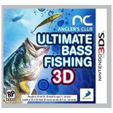 N3DS - Anglers Club: Ultimate Bass Fishing 3D