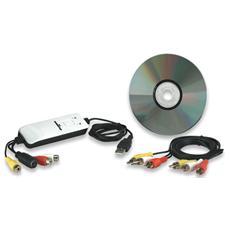 Acquisizione audio e video USB 2.0