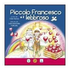 Piccolo Francesco e il lebbroso
