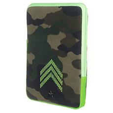 Sy Camo Fluo Sleeve Tablet 7/8 Gn