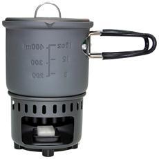 Fornello di sopravvivenza Solid Fuel Cookset