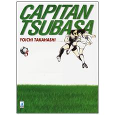 Capitan Tsubasa. New edition. Vol. 5