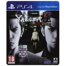 PS4 - Yakuza Kiwami Steelbook Edition