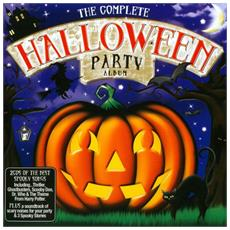 The Complete Halloween Party Album (2 Cd)