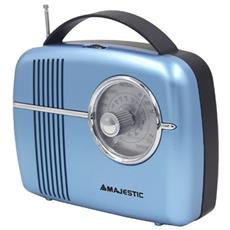Radio Fm-am Vintage Portatile