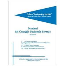 Seminari del consiglio nazionale forense