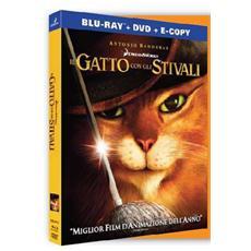Gatto Con Gli Stivali (Il) (Blu-Ray+Dvd+E-Copy)