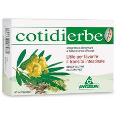 cotidierbe 45 compresse da 400 mg