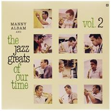 Albam Manny - And The Jazz Greats Of Our Time Vol. 2