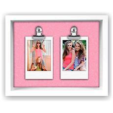 Funny pink Instax 2x2,3x8,5 legno TD19P