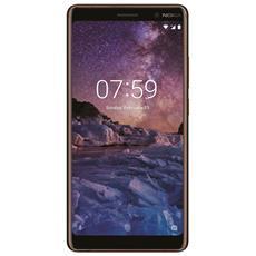 "7 Plus Nero 64 GB 4G / LTE Dual Sim Display 6"" Full HD Slot Micro SD Fotocamera 13 Mpx Android Europa"