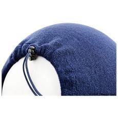 Copriparabordo A4 blu con corda