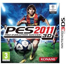 N3DS - Pro Evolution Soccer 2011 3D